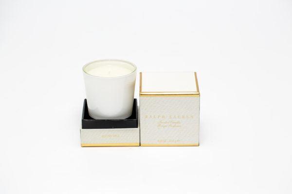 Свеча ароматизированная Round Hill 684721487002