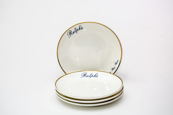 Тарелка для канапе Ralph's Paris (набор из 4 шт) 680692982001