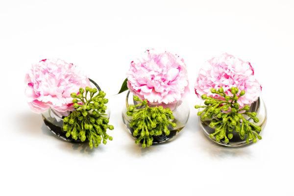 Искусственные цветы Decowater Peony (набор из 3 шт) H8210248