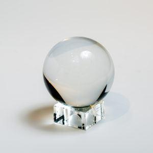 Шар стеклянный D10600374