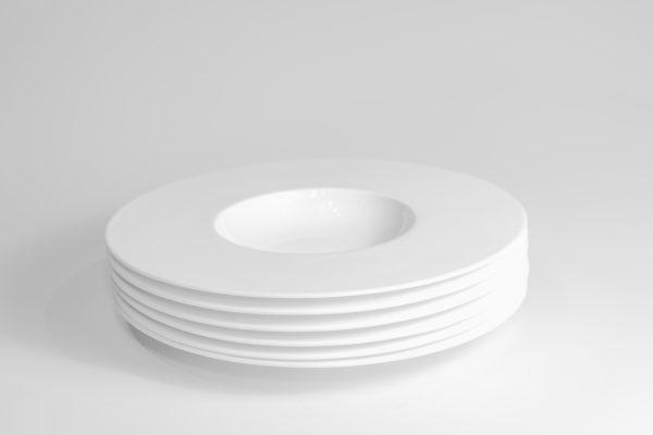 Тарелка суповая Oregon (набор из 6 шт) D30600084